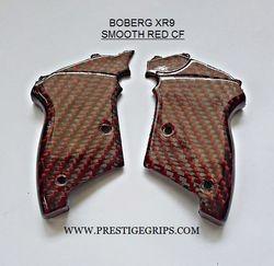 BOBERG XR9 Red CF