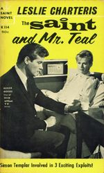 K114 - The Saint And Mr. Teal