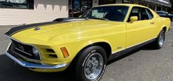 42. 70 Ford Mustang MACH 1.