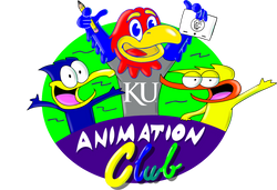 KU Animation Club Logo