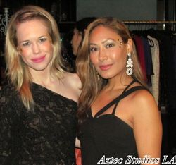 L.A. Fashion Week Wrap Party at Tru in Holywood