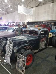 20.38 Ford Rat rod