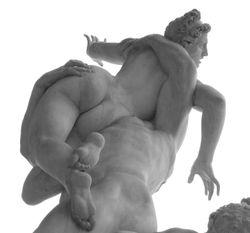 Giambologna, Rape of the Sabines, Florence