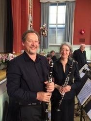 David Breinigan & Laura Holl, Clarinet