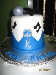 CAKE 26A1 -Rock & Roll Cake