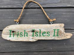 Custom Driftwood Sign