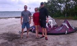 John, Heather, and Ed