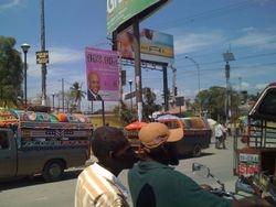 Couleurs de la capitale; Port-au-Prince