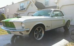 20.68 Ford Mustang