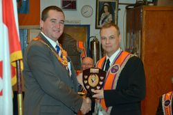 Orangemen of the Year 2011