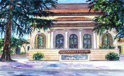 Redwood High Theater, Visalia