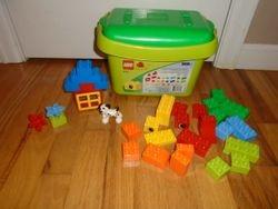 LEGO DUPLO 4624 Brick Box Complete - $20