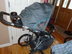 Babytrend CityScape Jogging Stroller - Aquamarine - $75
