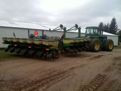 Soybean Planter