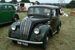 Morris 8 series E car