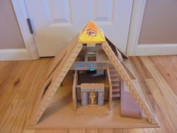 Playmobil Egyptian Pyramids Pieces and Parts- $25