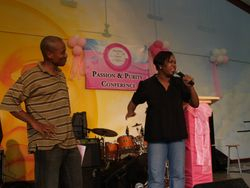 Our PP Girl's Conference -Wolmer's Sept. 2008