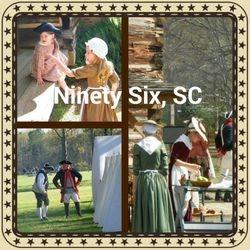 Ninety Six Collage