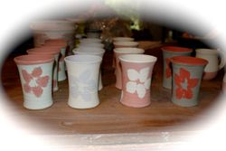 ~Tumbler Set in the Glaze Stage~
