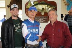 Local Fishermen Meet Japan's #1