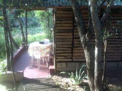 Cabin Room 1 - outside veranda