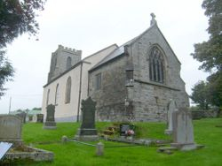 St. Columb's Church & Graveyard