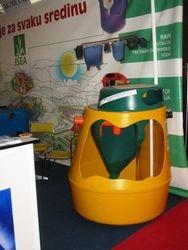 AGM - eco solutions,  na sajmu ZEPS 2005. godine