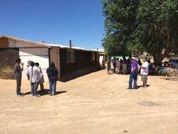 Navajo Mission Trip 2014