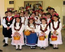 Ai Matthia village of Corfu, the local Cultural Association
