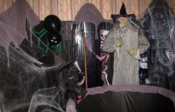 Halloween Set - Witches' Lair