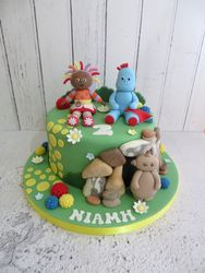 Niamh's 2nd Birthday Cake