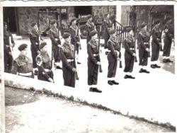 Guard of honour Cyprus 1958 1960