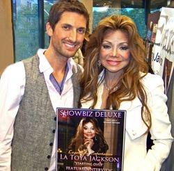 La Toya Jackson (6.24.11)