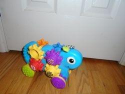 Playskool- Push 'N Stack Gears Critter- $10