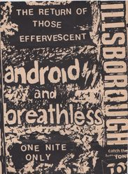 Androidss and Breathless at Hillsborough