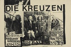 1985-03-30 Mabuhay Gardens, Los Angeles, CA
