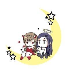 Natsuki meets Temptation Herself
