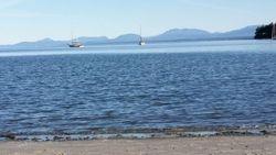 Reverie in Little Tribune Bay