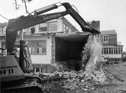 Hotell Lindstrom (Orehus) 1970