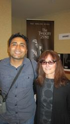 """Anne """"The Twilight Zone"""" Serling"""