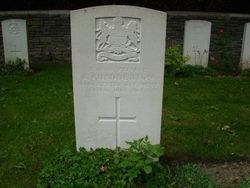 Pte. 350802  RICHARD CHADDERTON. 2nd 9th Bn.