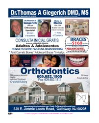 DR. THOMAS A. GIEGERICH DMD,MS