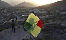 Afghanistan Sunset