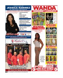 Jessica Ramirez / Rafael's Barbershop / Wanda Collection