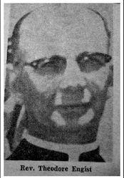 Reverend Theodore Engist