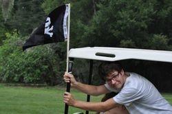 Pirates on the Yard Farm