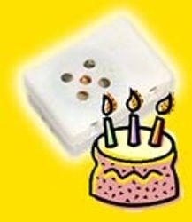 Happy Birthday Song ( Sound Module )