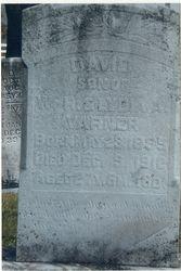 David Varner (1885-1912)