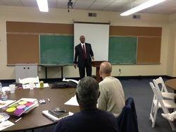 Men's Day Workshop:  Essential Elements of Evangelism and Discipleship
