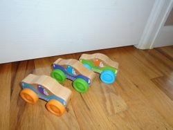 Melissa & Doug Stacking Cars - $6